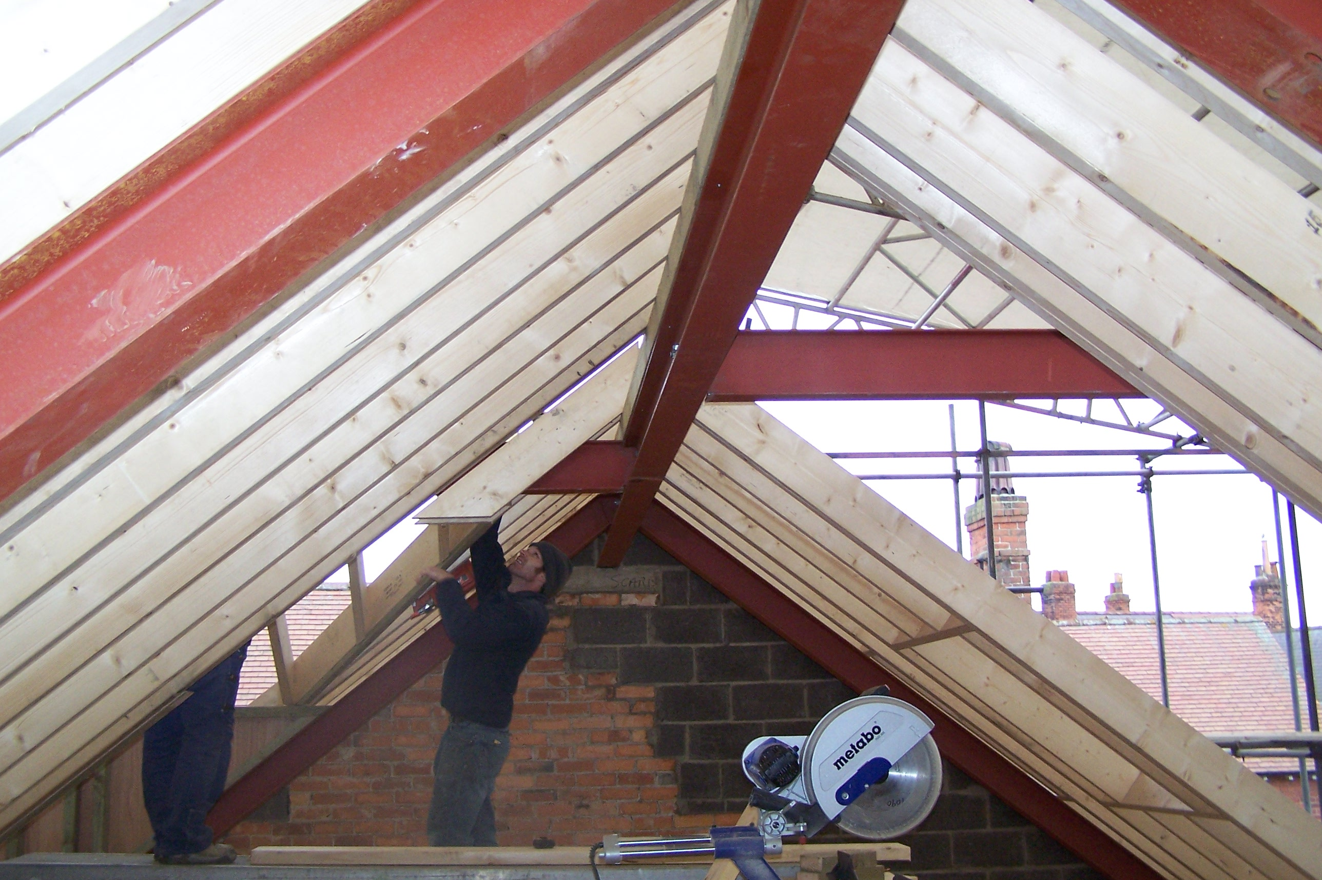 Loft Conversion Amp Extension Schofields Consultant